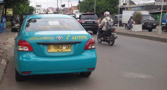 taksi di bandung
