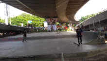 taman skateboard
