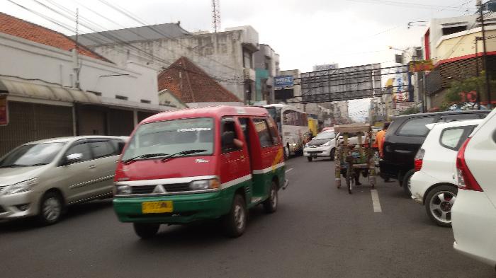 rute angkot Bandung