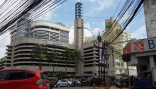 Gedung Bank BJB, Perobekan Bendera Terjadi Juga di Sini