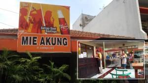 Bakso Akung di Jalan Lodaya Bandung | Foto serbabandung.com #serbabandung