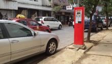 E-parkir di Bandung