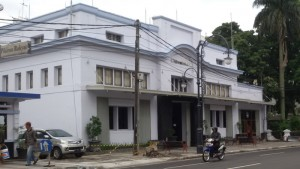 Kantor Pikiran Rakyat di Jalan Asia Afrika Bandung |Foto serbabandung.com