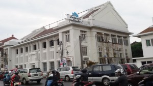 Gedung Jiwasraya Jalan Asia Afrika Bandung | Foto: serbabandung.com