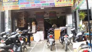 Sentra percetakan Jalan Pagarsih Bandung   Foto serbabandung.com