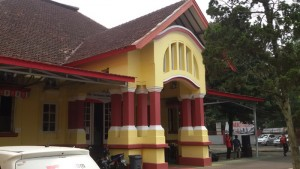 SMK Pariwisata Shandy Putra di Jalan Palasari Bandung | Foto serbabandung.com