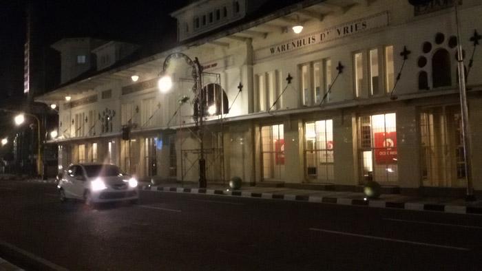 Asia Afrika, Kota Tua yang Terletak di Jantung Kota Bandung