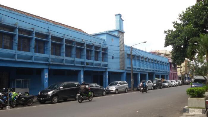 Pabrik Biskuit enak di Bandung