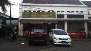 Sat H. M. Harris di Jalan Asia Afirka dekat Simpang Lima, Kota Bandung. | Foto serbabandung.com #serbabandung