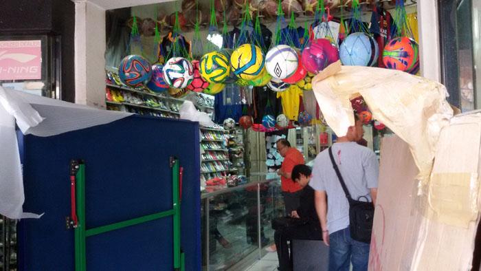 Toko Olahraga di Bandung, yang Paling Dicari dan Lengkap