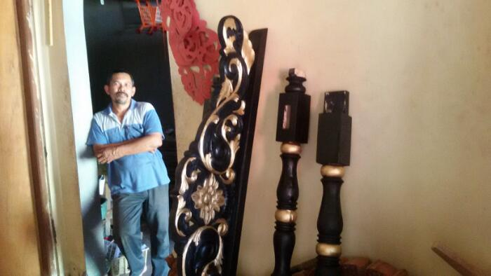 Gamelan Sunda ada yang Dibuat di Kawasan Moh Toha