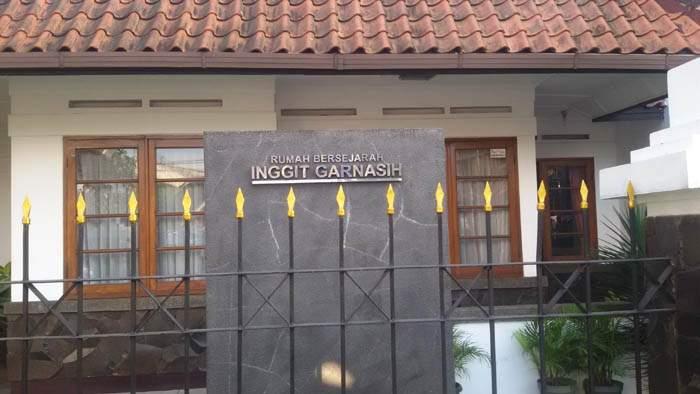 Jejak Soekarno di Kota Bandung