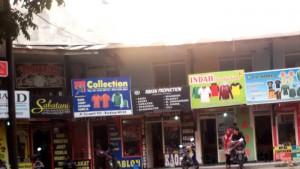 Sentra Kaus Suci Jalan Surapati-Jalan PHH. Mustofa Kota Bandung. | Foto serbabandung.com #serbabandung