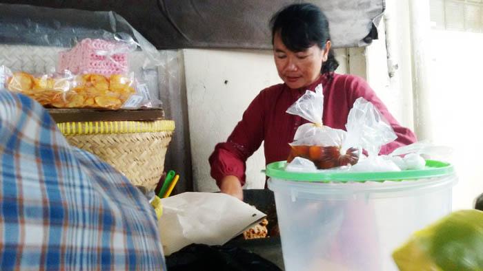 kuliner di jalan alkateri Lotek Bandung Lotek Alkateri