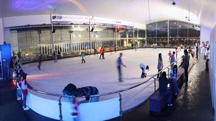 Ice Skating di Gardenice PVJ