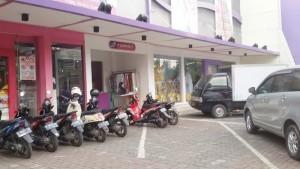 Gerai Rabbani di Jalan Buahbatu Bandung. | Foto serbabandung.com #serbabandung