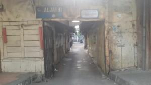 Gang Aljabri Jalan Alkateri Kota Bandung.   Foto serbabandung.com #serbabandung