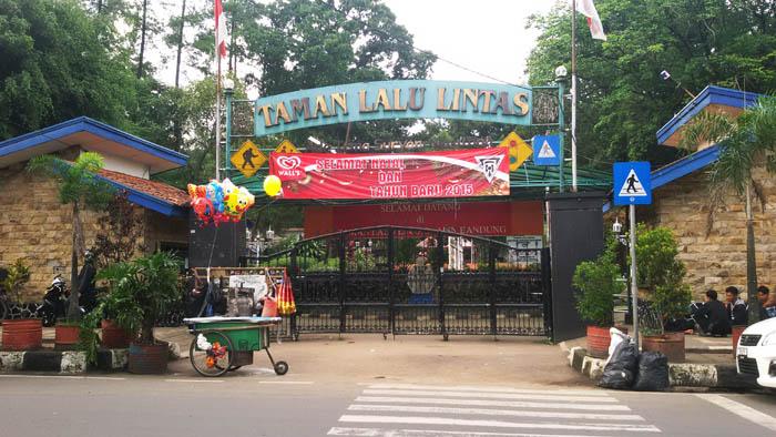 tempat wisata taman lalu lintas