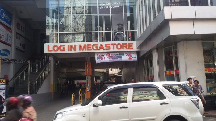 log in megastore