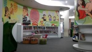 Perpustakaan anak-anak