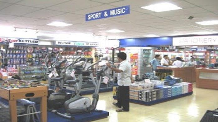 toko olahraga mg