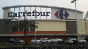 Carrefour Kiaracondong, Jalan Soekarno Hatta No. 526, Buahbatu, Bandung. | Foto serbabandung.com #serbabandung