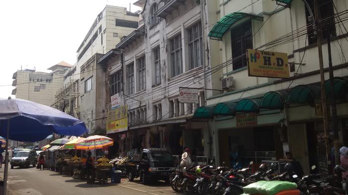 bangunan heritage di jalan abc