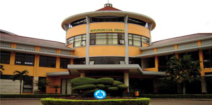 tempat olahraga di Batununggal Indah Club