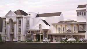 Narapati Indah Syariah Hotel. | Foto http://www.narapati.com/