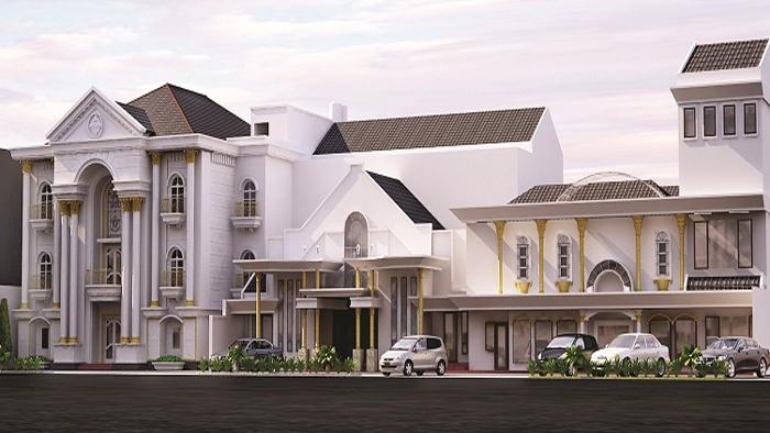 Narapati Indah Syariah Hotel & Convention di Kawasan Lingkar Selatan