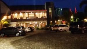 Rumah Makan Cibiuk, Jalan Soekarno Hatta, Bandung. | Foto serbabandung.com #serbabandung