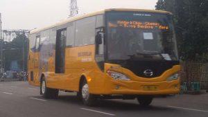 bus sekolah gratis