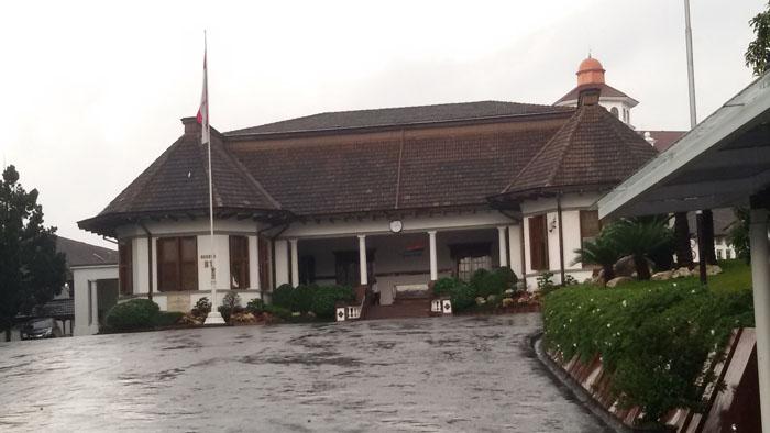 Kantor Pusat PT KAI Bandung, Jalan Perintis Kemerdekaan