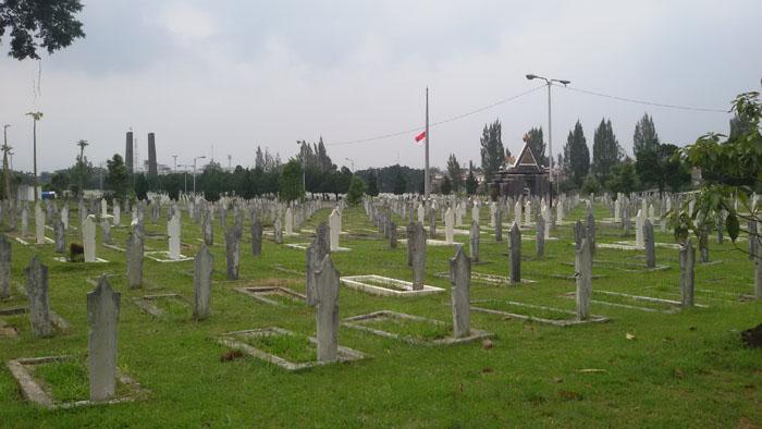 Taman Makam Pahlawan Cikutra Dibangun pada 1958