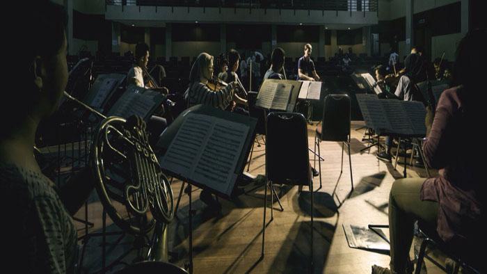 Bandung Philharmonic Orchestra, Orkestra Filharmonik Pertama di Bandung