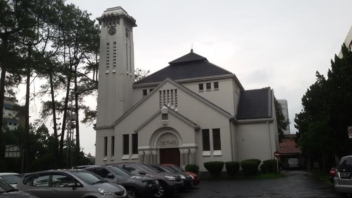 gereja bethel