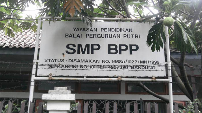 SMP BPP Bandung