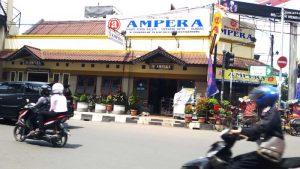 Rumah Makan Aneka Masakan Sunda di Bandung
