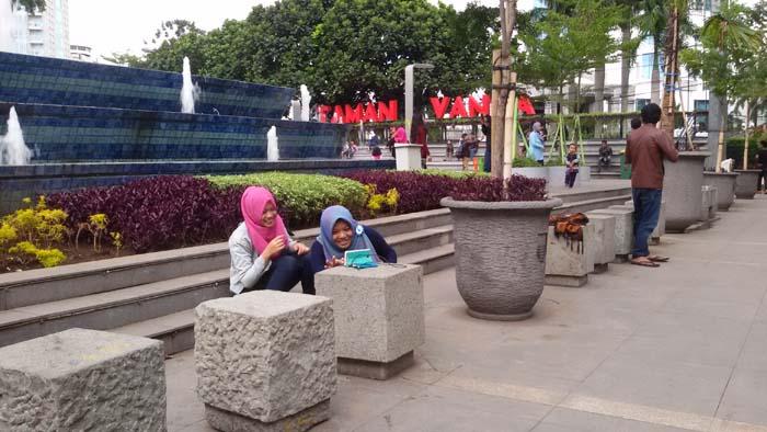 tempat main di Bandung