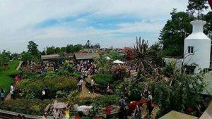 tempat wisata daerah Lembang