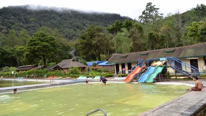 pemandian air panas Cimanggu Cottage