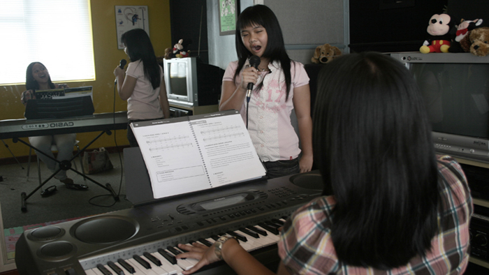 sekolah musik di Bandung