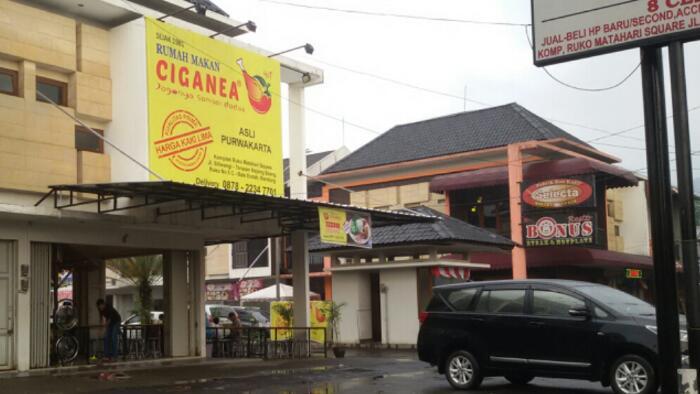 Rumah Makan Ciganea