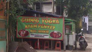 makanan khas jogja
