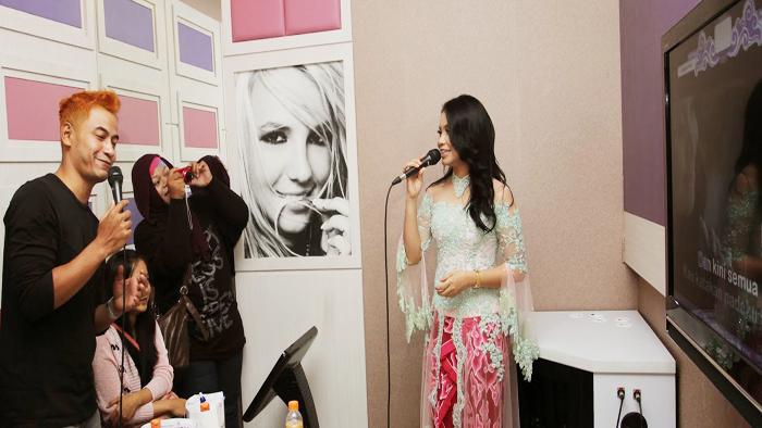 Karaoke di Bandung