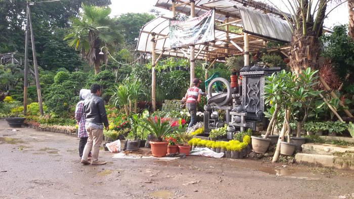 pasar bunga