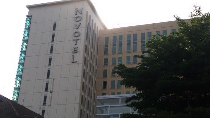 hotel di cihampelas
