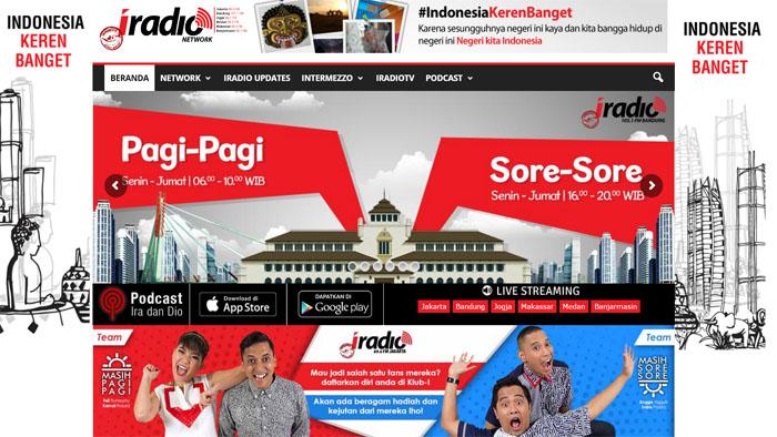 IRadio Bandung, Radio yang Baru Hadir pada 2006