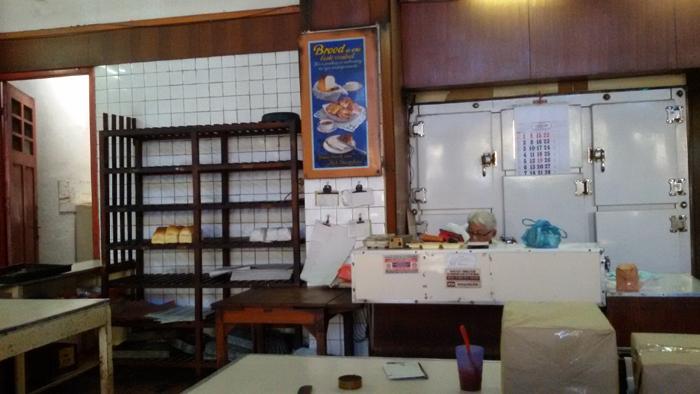 roti enak di Bandung