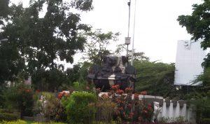 tank di jalan burangrang